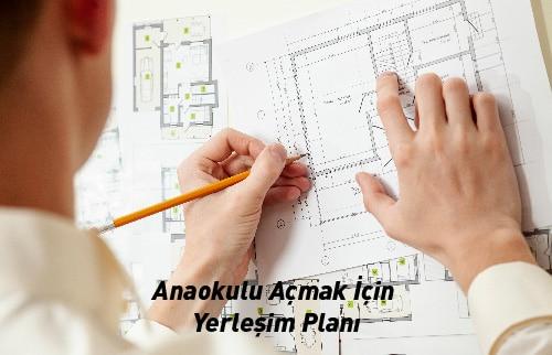 Anaokulu Açmak için Yerleşim planı hazırlama