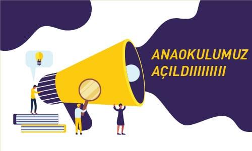 anaokulu tanıtım ve reklam çalışmaları