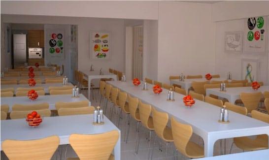 Anaokulu Yemekhane Malzemeleri